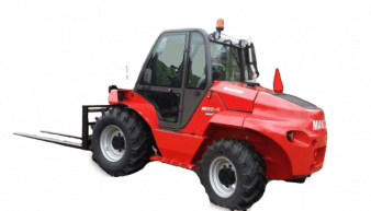 Manitou M 50.4 Rough Terrain Forklift for rent
