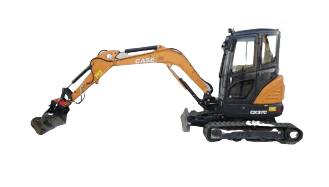 Case IH CX 37 Mini Excavators Rental