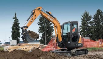 Hire Case IH CX 37 Mini Excavators