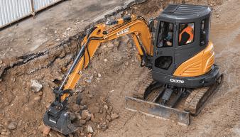 Case IH CX 37 Mini Excavators