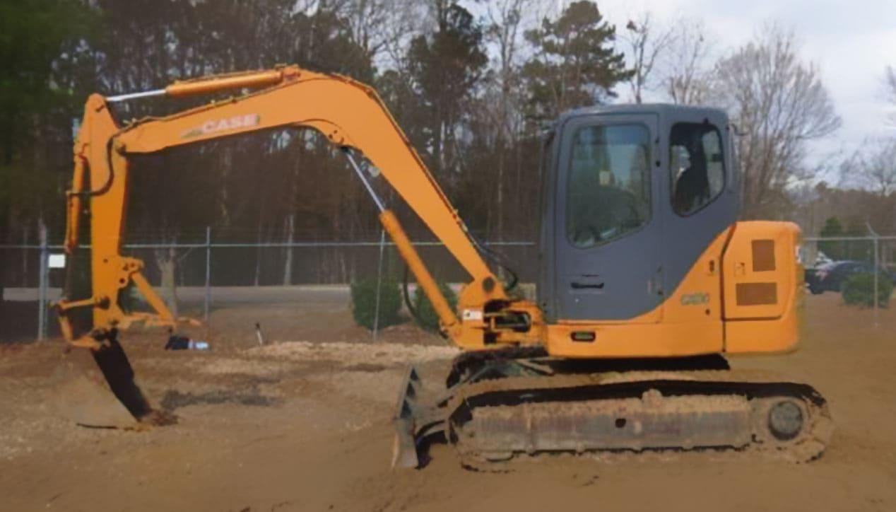 Case IH CX 80 Mini Excavators
