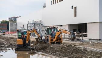Case IH CX 26 Mini Excavators For Rent |