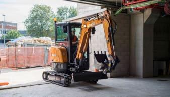 Hire Case IH CX 26 Mini Excavators