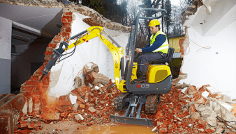 Mini Excavators - Top Categories