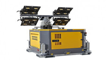 Atlas Copco QLB 60 Towable Light Towers