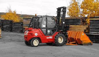 Manitou MSI 50 Masted Forklift Rental