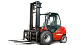 Manitou MSI 50 Masted Forklift for rent MSI 50