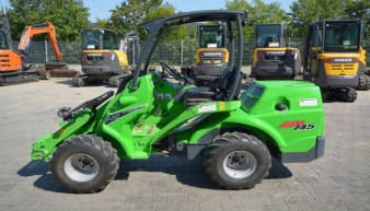 Avant 745 Compact Articulated Loaders For Rent