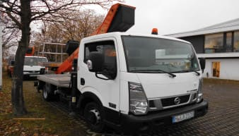 Hire ISOLI PT160 Truck Mounted Lift