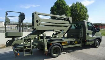 ISOLI PNT205 Lift For Rent