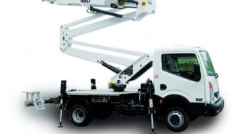 Hire ISOLI PNT205 Truck Mounted Lift PNT205 Truck Mounted Lifts