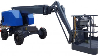 Hire Aichi SP 14 Telescopic Boom Lifts