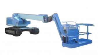 Aichi SP 18 Telescopic Boom Lifts For Rental SP18 Telescopic Boom Lifts