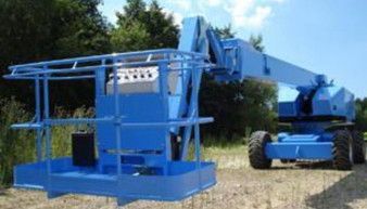 Aichi SP 18 Telescopic Boom Lifts For Rent