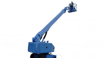 Aichi SP 21 Telescopic Boom Lifts For Rental SP21
