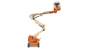 JLG E 400 AJP Articulated Boom Lift For Rent E 400 AJP