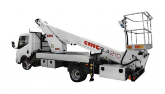 Truck Mounted Lifts - Top Categories