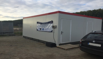 Container Living Module 6mx3m