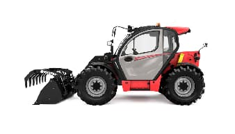 Manitou MLT 635 Telescopic Handler For Rent