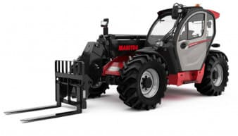 Hire Manitou MLT 737 Telescopic Handler For Rent MLT 737