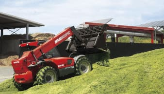 Manitou MLT 845 H For Rent