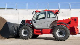 Hire Manitou MLT 960 Telescopic Handler