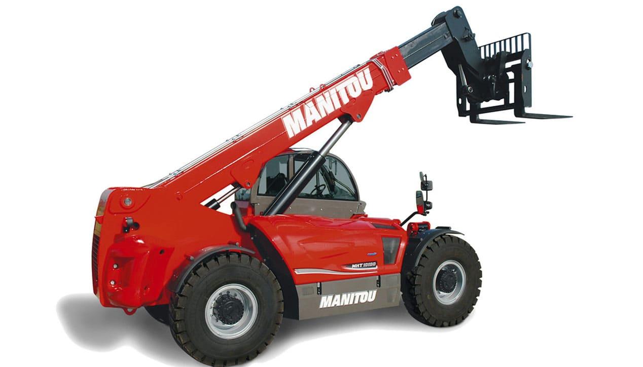 Manitou MHT 10180 Telescopic Handler For Rent