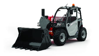 Telescopic Handlers - Top Categories