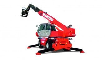 Manitou MRT 2150 Rotating Telehandler