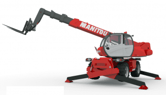 Manitou MRT 2550 Rotating Telehandlers MRT 2550