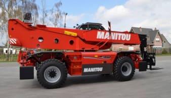 Manitou MRT 3255 Rotating Telehandlers For Rent |