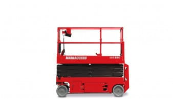 Scissor Lift for Rent 100 SEC