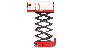Rentaga Manitou 120 SE Scissor Lift For Rent 120 SE