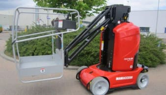 Manitou 100 VJR Articulated Boom Lifts