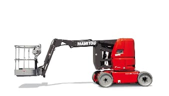 Manitou 120 AETJ C Articulated Boom Lifts For Rent