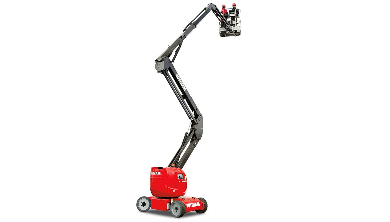 Manitou 150 AETJ C Articulated Boom Lifts For Rent