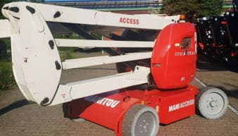 Manitou 170 AETJ C Articulated Boom Lifts For Rent