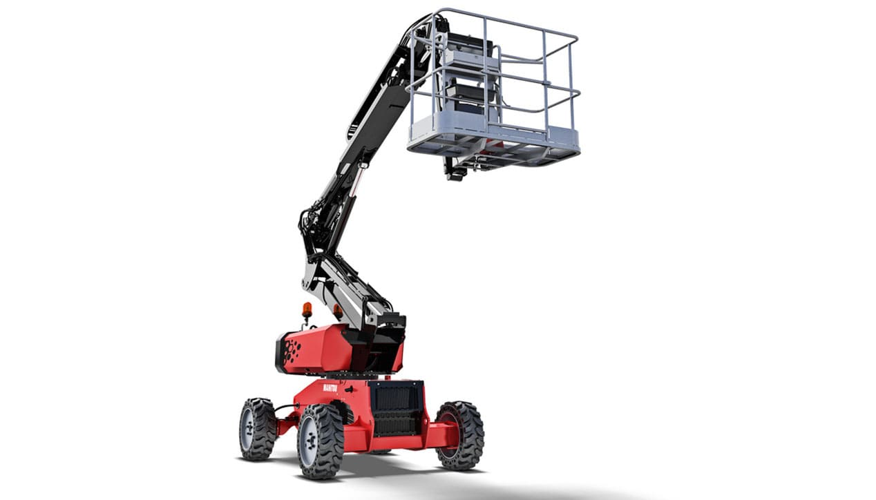 Rentaga Manitou MAN'GO 12 Articulated Boom Lifts For Rent