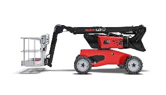 Manitou MAN'GO 12 Articulated Boom Lifts For Rent