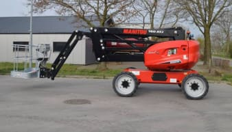 Manitou 160 ATJ Articulated Boom Lifts For Rent