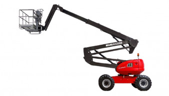 Manitou 160 ATJ + (400KG) Articulated Boom Lifts