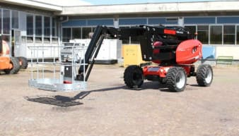 Manitou 180 ATJ Articulated Boom Lifts For Rent