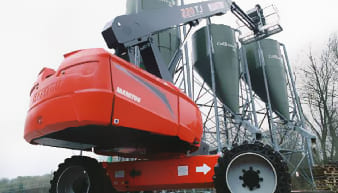 Manitou 220 TJ+ Telescopic Boom Lifts For Rent