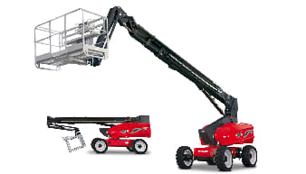 Manitou 260 TJ Telescopic Boom Lifts For Rent