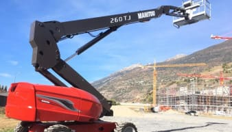 Rent  Manitou 260 TJ Telescopic Boom Lift