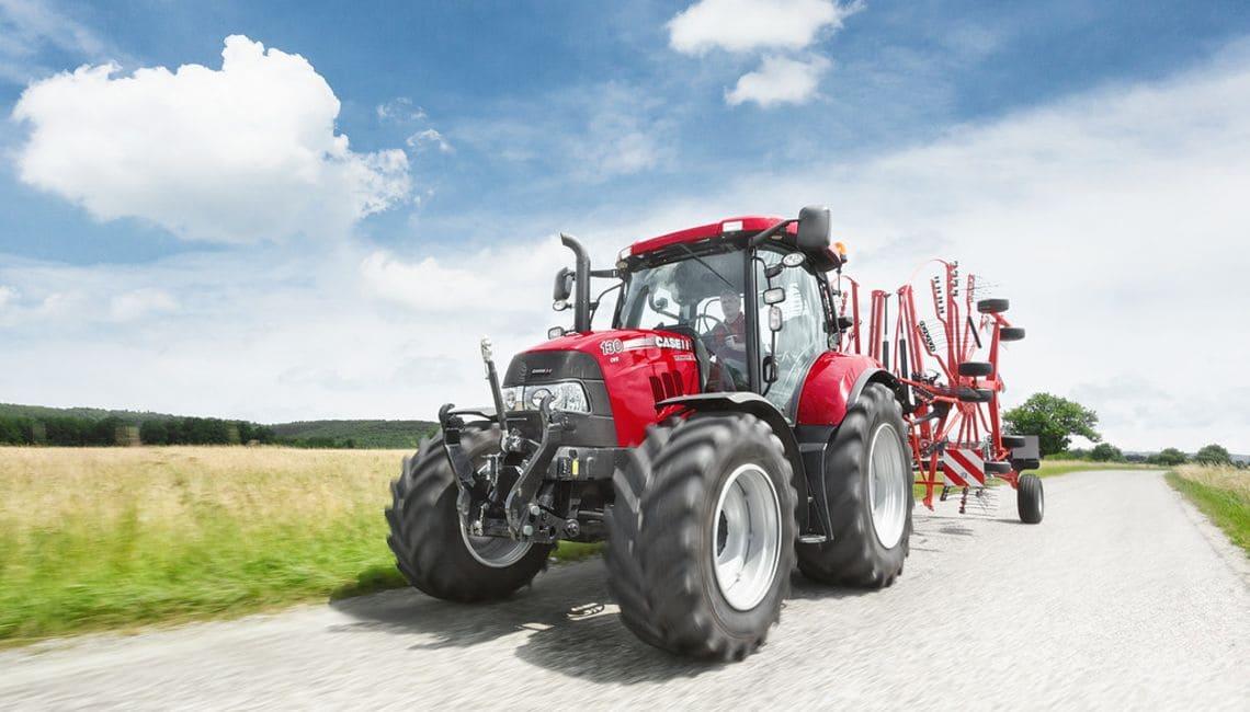 Case IH CVX 130 Tractor