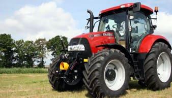 Case IH CVX 130 Tractor for rent