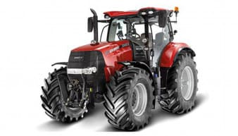 Case IH CVX 165 Tractors For Rental CVX 165 Tractors