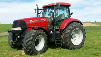 Case IH CVX 230 Tractors For Rental