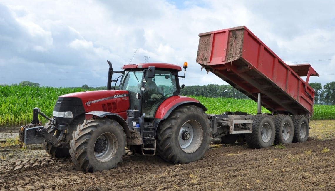 Case IH CVX 230 Tractors For Rent